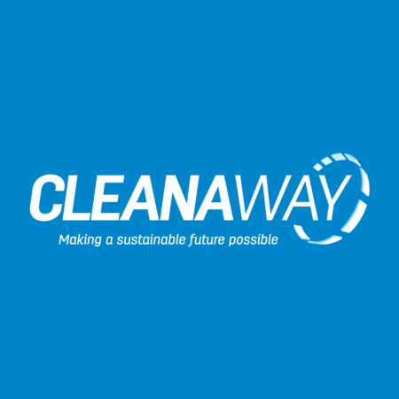 The Cleanaway logo.
