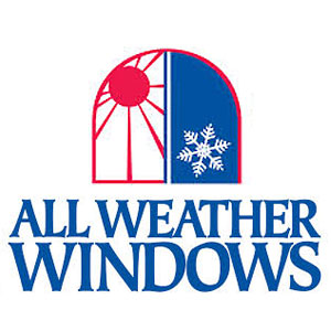 The All Weather Windows logo.