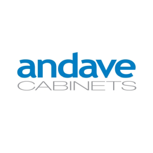 The Andave Cabinets logo