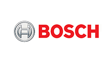 The Bosch logo.