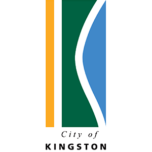 The City of Kingston logo.