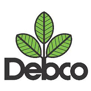 The Debco logo.