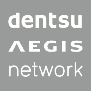 The Dentsu Aegis Network logo.