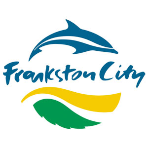 The Frankston City Council logo.