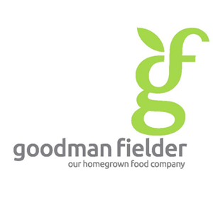 The Goodman Fielder logo.