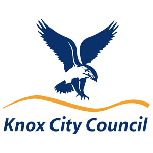 The Knox City Council logo.