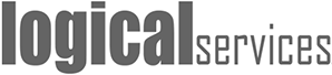 The Logical Services logo