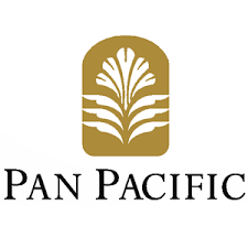 The Pan Pacific logo.
