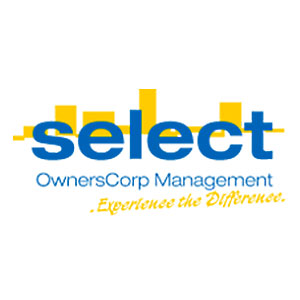 The Select OwnersCorp Management logo.