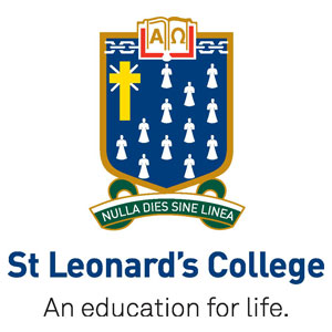 The St Leonards College logo.