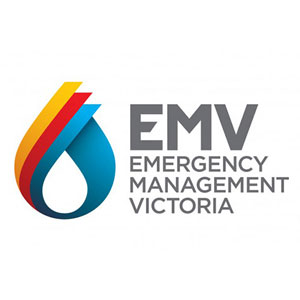 The Victorian Emergency Management logo.